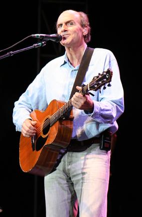 James Taylor Ottawa Concert