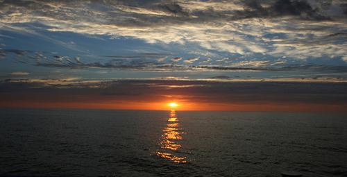 cape code sunset