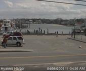 Hyannis Harbor web cam