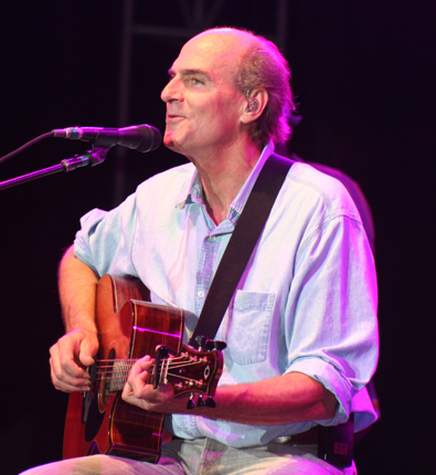 James Taylor Ottawa Concert