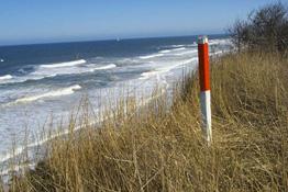 Erosion marker