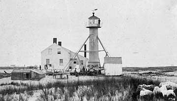 Monomony Point Light