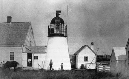 Hyannis Harbor Light