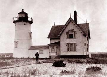 Stage Harbor Light